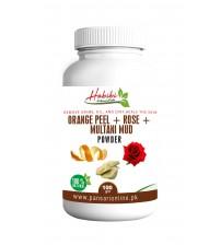 Orange Peel + Rose + Multani Mud