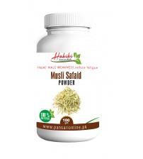 Musli Safaid Powder