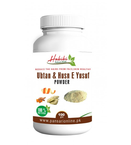 Ubtan + Husn E Yusuf powder