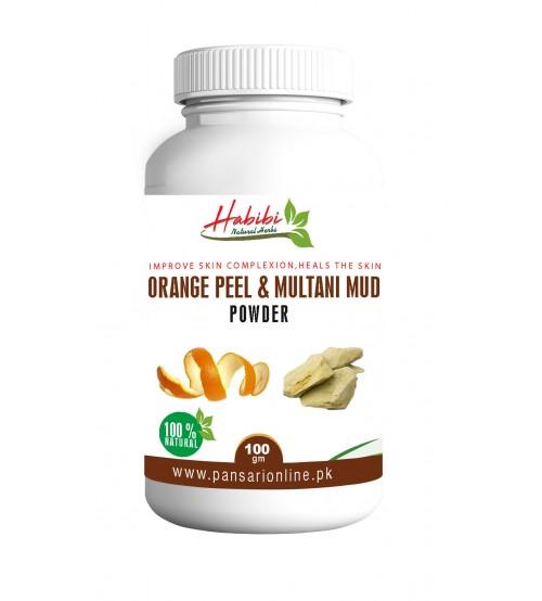 Orange Peel & Multani Mud
