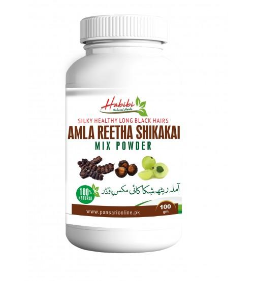 Amla Reetha Shikakai Mix