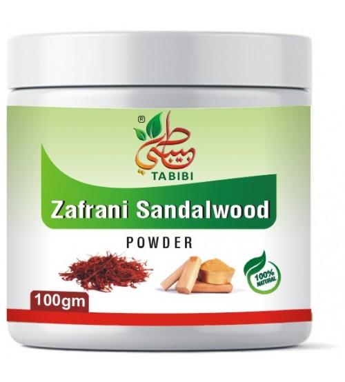 Zafrani Sandalwood Ubtan